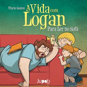 A vida com Logan: para ler no sofá