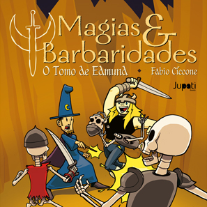 Magias & Barbaridades: o tomo de Edmund