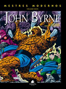 Mestres Modernos volume dois: John Byrne
